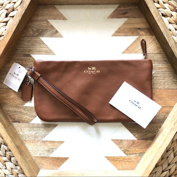 Coach Handbags - NWT Coach wristlet
